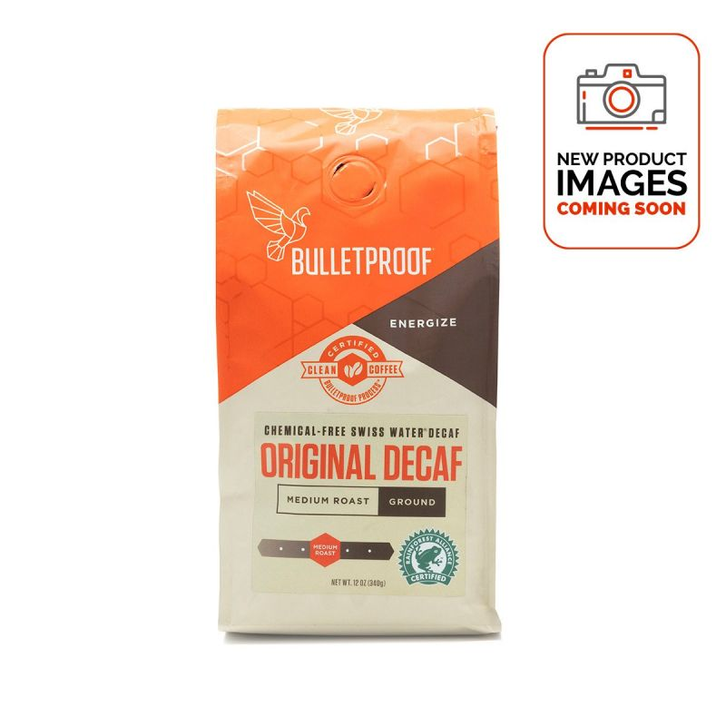 Bulletproof Decaf Coffee - Pre Ground