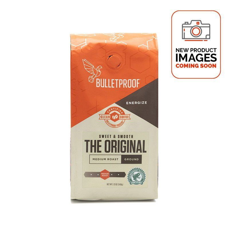 Bulletproof Coffee Regular - Ground - Front