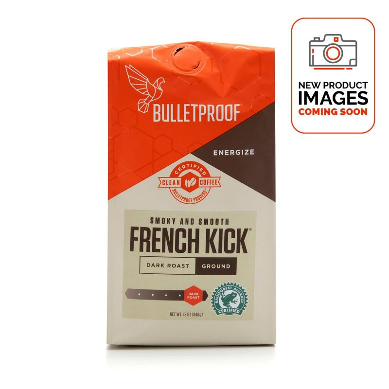 Bulletproof French Kick coffee