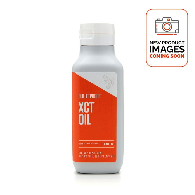 Bulletproof XCT 473ml - Front New