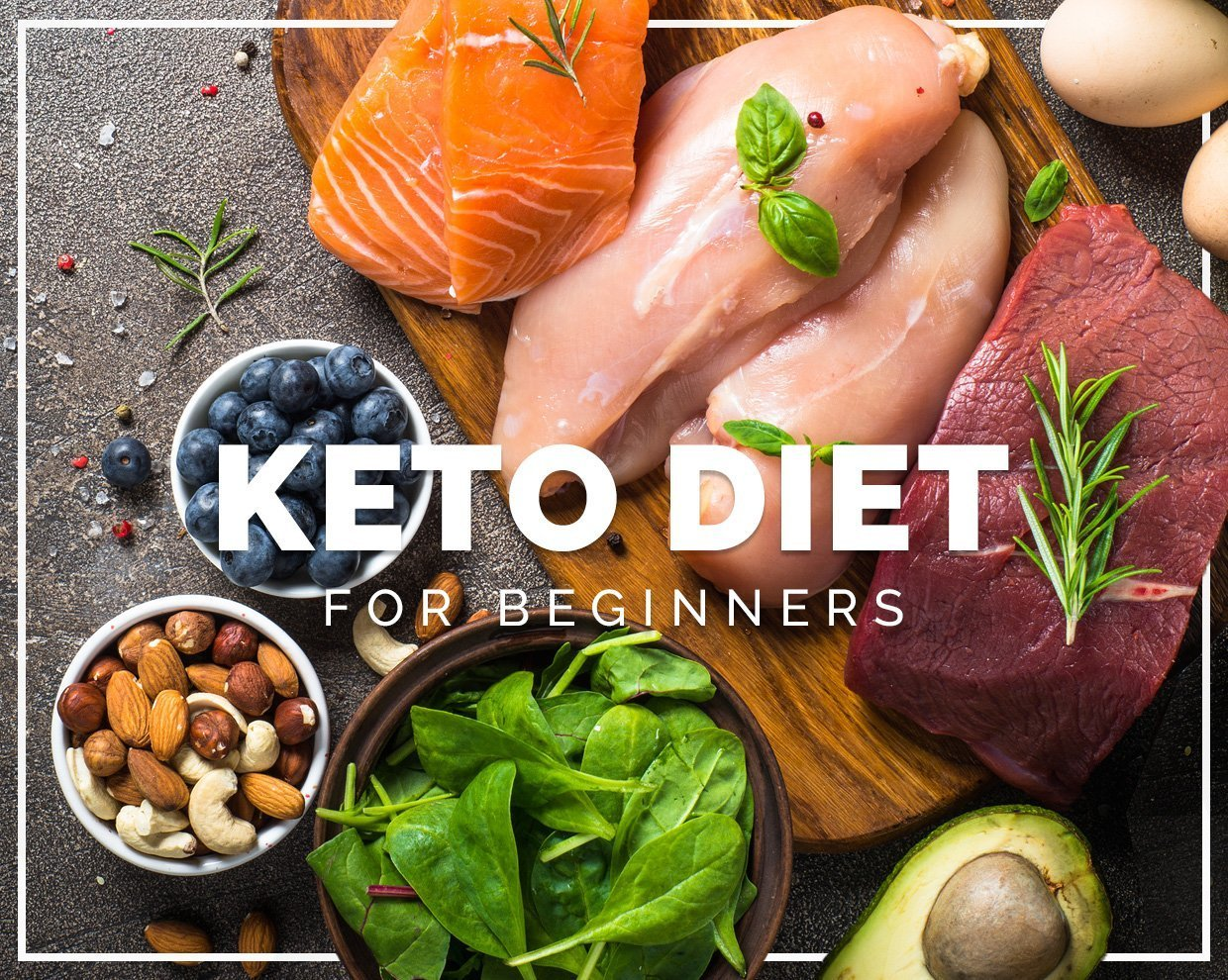 Ketogenic diet: Get fat-adapted in 4 easy steps
