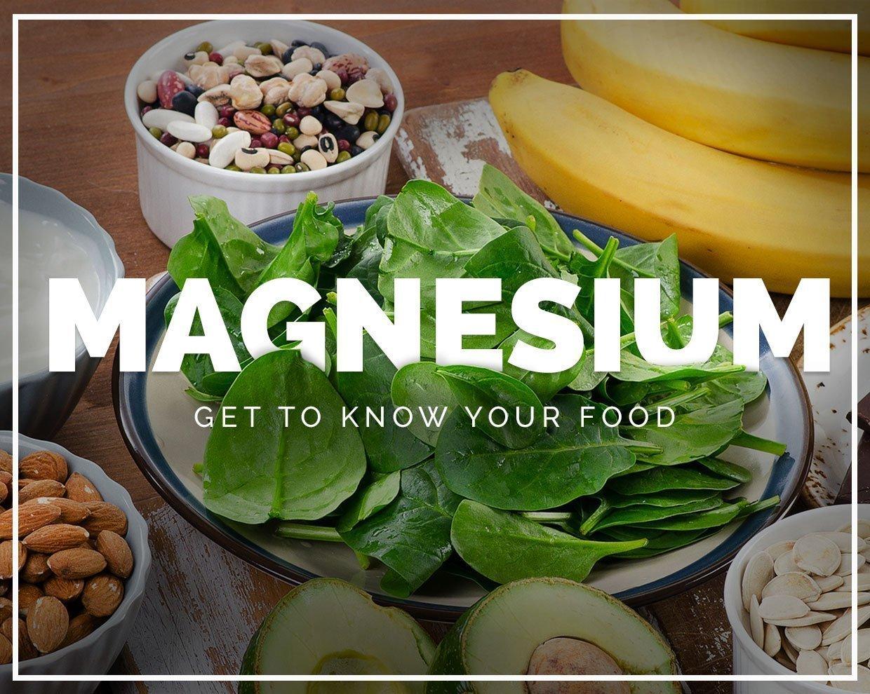 Why do I need magnesium?