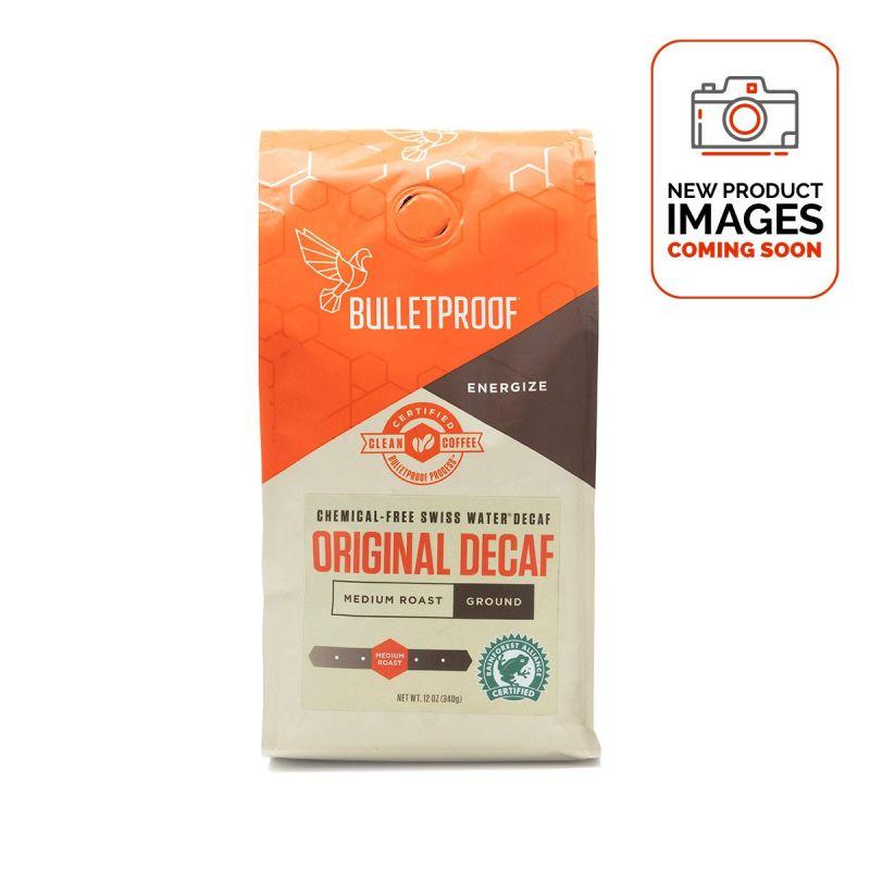 Bulletproof Decaf Coffee - Pre Ground