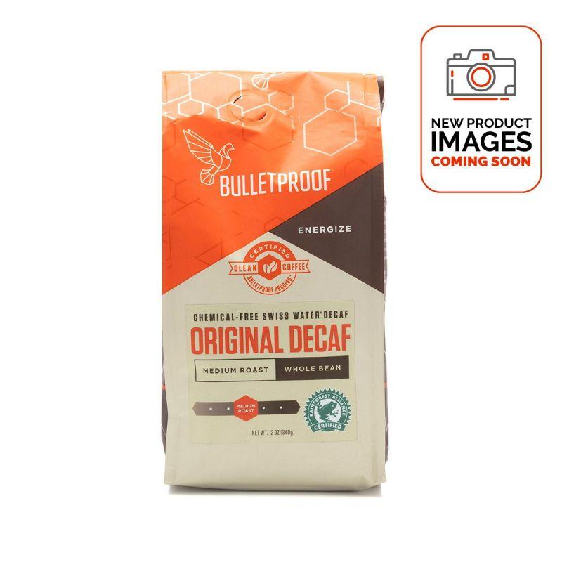 Bulletproof Decaf Coffee - Whole Bean