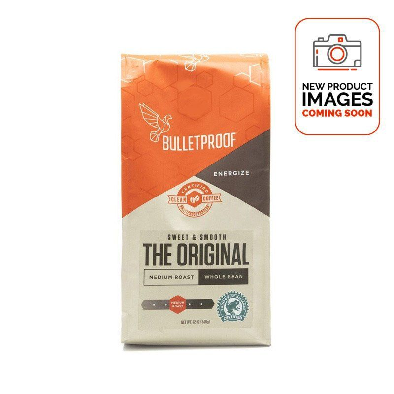 Bulletproof Coffee The Original 340g Whole Bean - Front