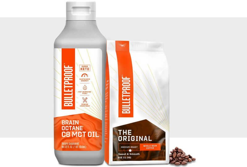 Coffee and MCT oil at Functional Self