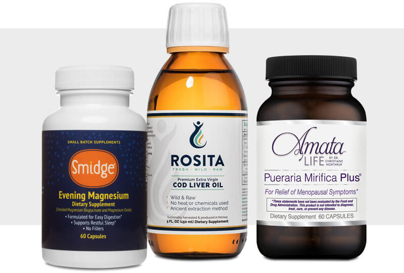 Essential vitamins and minerals at Functional Self