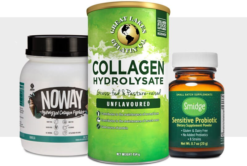 Protein and supplements at Functional Self